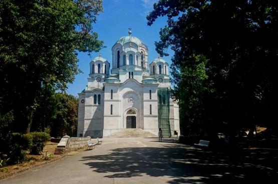 Crkva Svetog Djordja na Oplencu