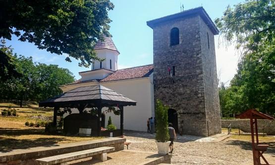 Crkva Rođenja Presvete Bogorodice u Karađorđevom gradu