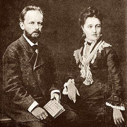 """Čajkovski je na svadbenom ručku u """"Ermitaž-Olivjeu"""" poslužen Ruskom salatom."""